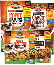 Chocolate & Peanut Lover's EnviroKidz Bundle [npa-vpekcp.jpg] - Click for More Information