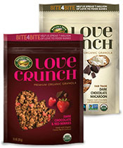 Chocolate Lover's Love Crunch® Variety 6-Pack [npa-vplcc.jpg] - Click for More Information